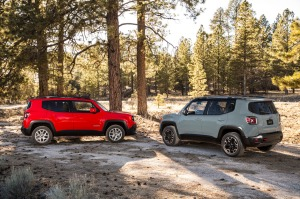 Jeep Renegade Models
