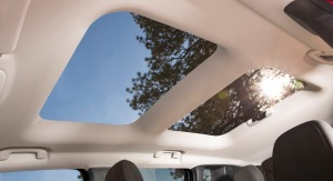 Jeep Double Sun Roof