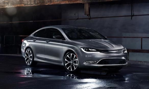 Chrysler 200 New Release
